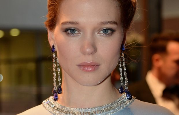 Lea Seydoux, The Lobster premiere, Cannes 2015