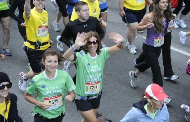 Team Sarah half marathon