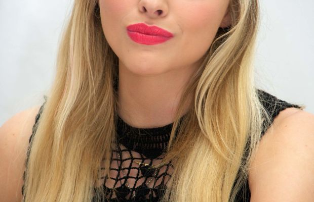 Chloe Moretz, The 5th Wave Cancun press conference, 2015