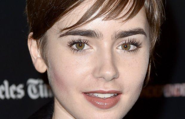Lily Collins, LA Film Festival 2015