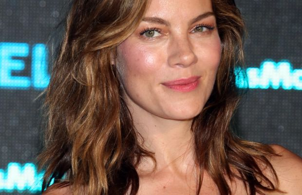 Michelle Monaghan, Pixels Cancun photocall, 2015