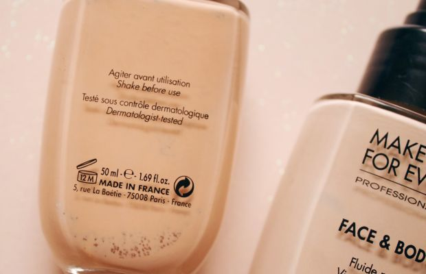 Best water based foundation