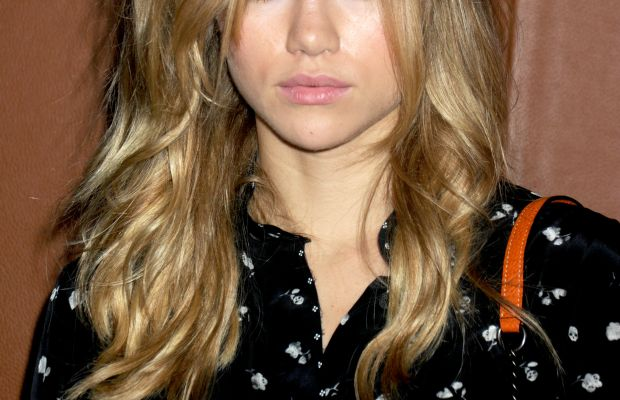 Suki Waterhouse, Coach and Friends of the High Line Summer Party, 2015