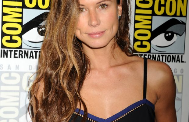 Rhona Mitra, The Last Ship press line, Comic-Con 2015