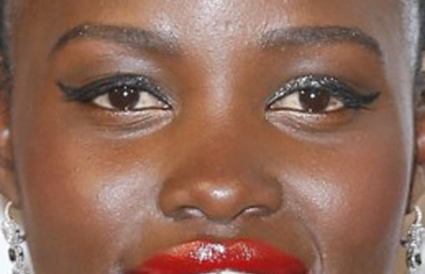 Lupita Nyong'o, Lancome 80th anniversary party, 2015