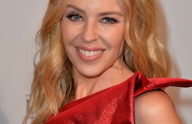 Kylie Minogue, Lancome 80th anniversary party, 2015