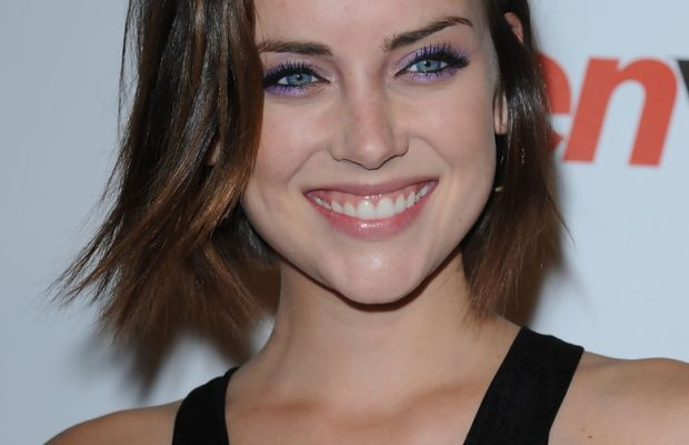 Jessica Stroup, Teen Vogue Young Hollywood Party, 2009