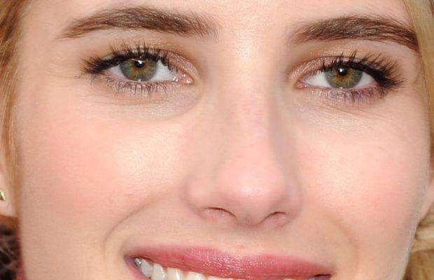 Emma Roberts, Scream Queens Comic-Con photocall, 2015
