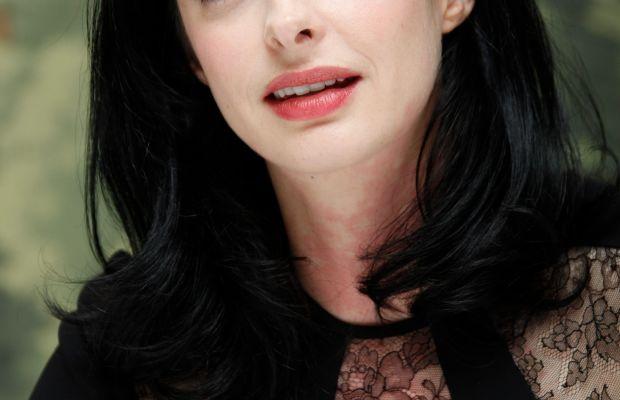 Krysten Ritter, Jessica Jones press conference, 2015