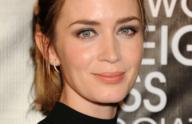 Emily Blunt, Hollywood Foreign Press Association Grants Banquet, 2015