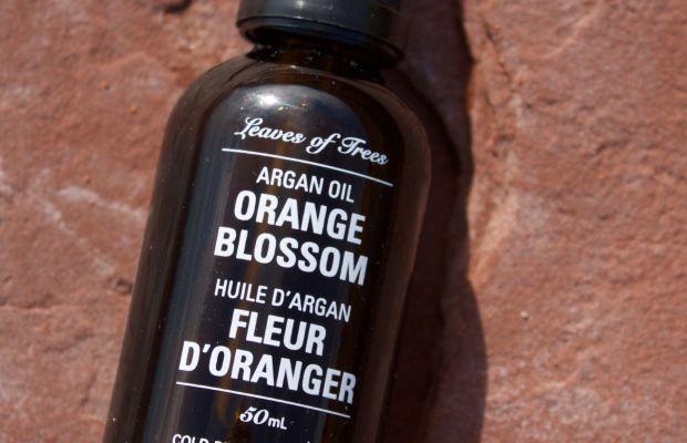 Leaves of Trees Orange Blossom Argan Oil
