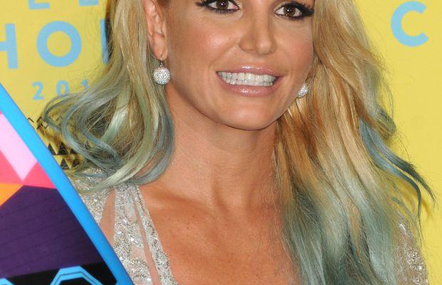 Britney Spears, Teen Choice Awards 2015