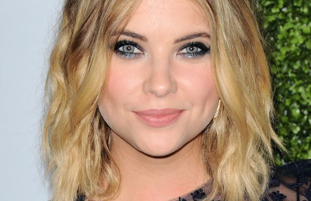 Ashley Benson, GQ Men of the Year party, 2014