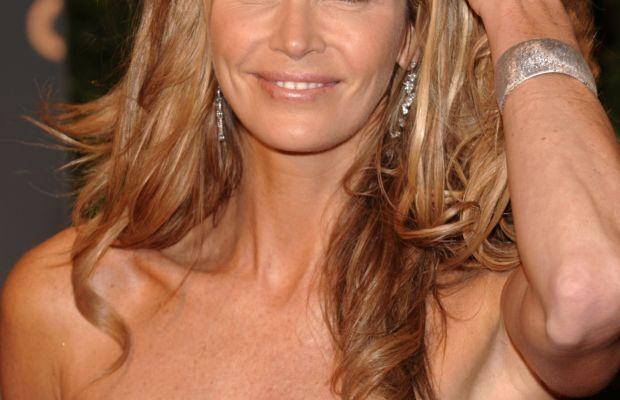 Elle Macpherson, Vanity Fair Oscar party, 2009