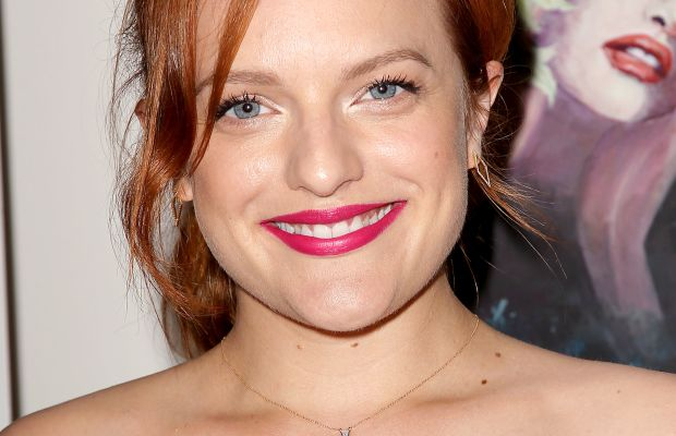 Elisabeth Moss, Queen of Earth New York premiere, 2015
