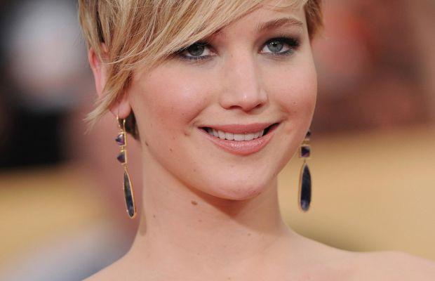 Jennifer Lawrence, SAG Awards 2014