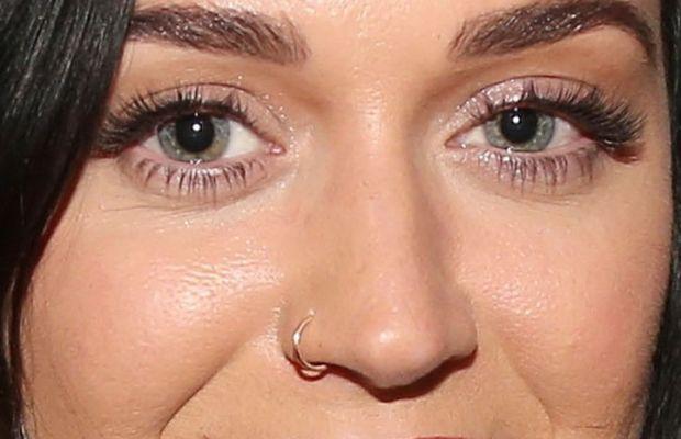 Katy Perry, backstage at Hamilton musical, 2015