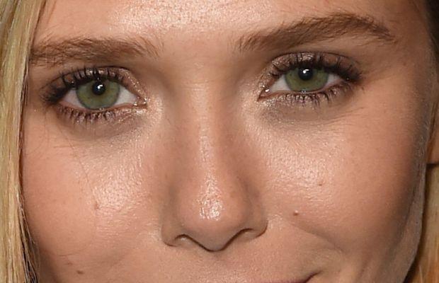 Elizabeth Olsen, InStyle HFPA party, TIFF 2015