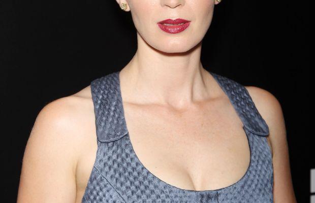 Emily Blunt, Sicario New York screening, 2015