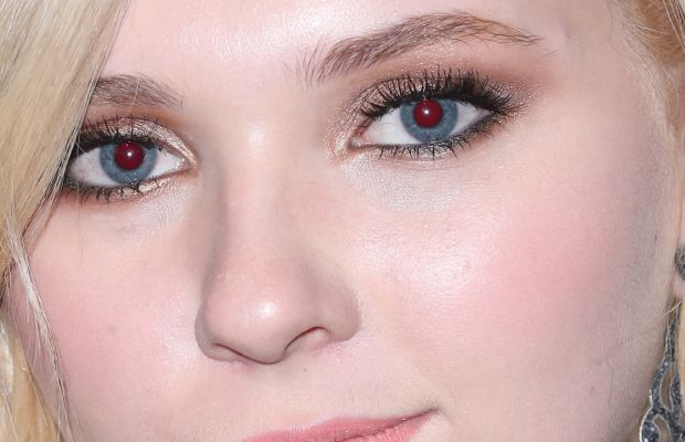 Abigail Breslin, Fox Emmy after-party, 2015