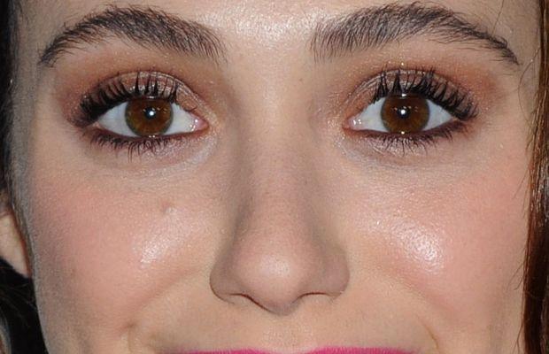 Emmy Rossum, Go90 VIP sneak peek, 2015