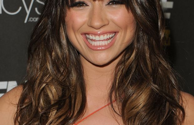 Crystal Reed, Teen Wolf premiere, 2011
