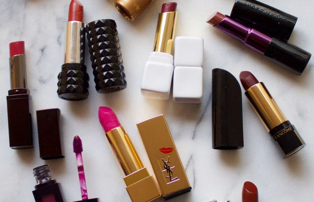 Fall and winter lipstick colours