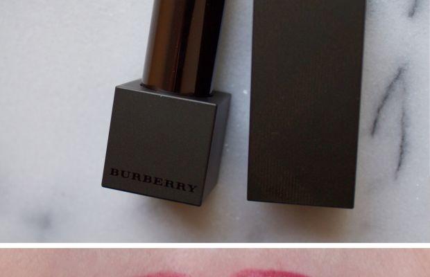 Burberry Lip Velvet Lipstick in No. 437 Oxblood