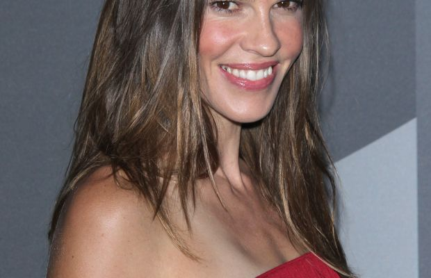 Hilary Swank at the Los Angeles Philharmonic Opera opening night gala in 2015.