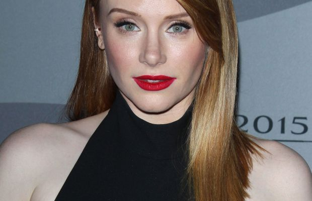 Bryce Dallas Howard, Los Angeles Philharmonic Opera opening night gala, 2015