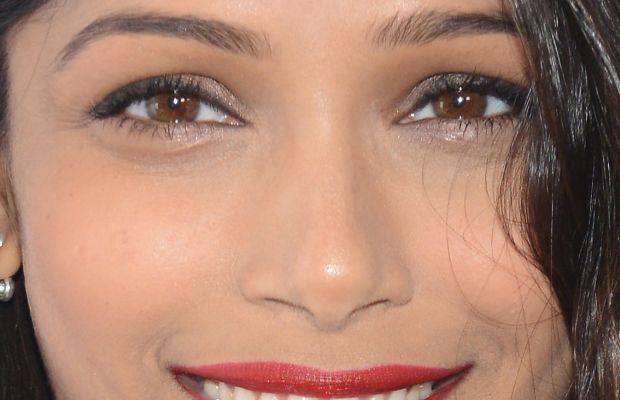 Freida Pinto, Global Citizen Festival 2015