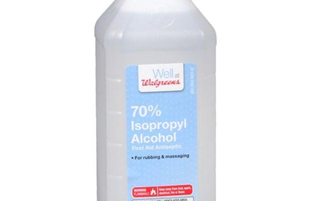 Walgreens Isopropyl Alcohol