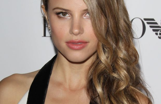 Halston Sage, Teen Vogue Young Hollywood issue launch party, 2015