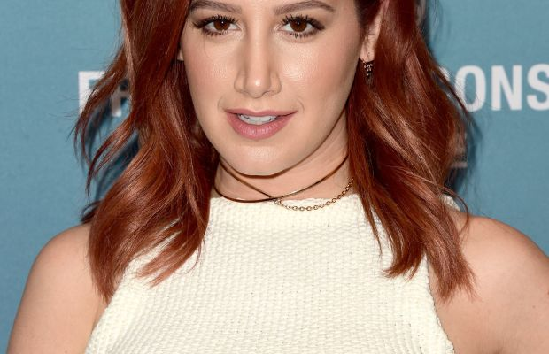 Ashley Tisdale, Variety Power of Women event, 2015