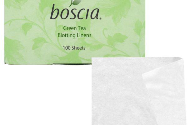 Boscia Green Tea Blotting Linens