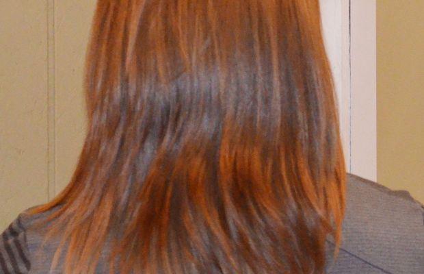 Hair consultation - Jodie