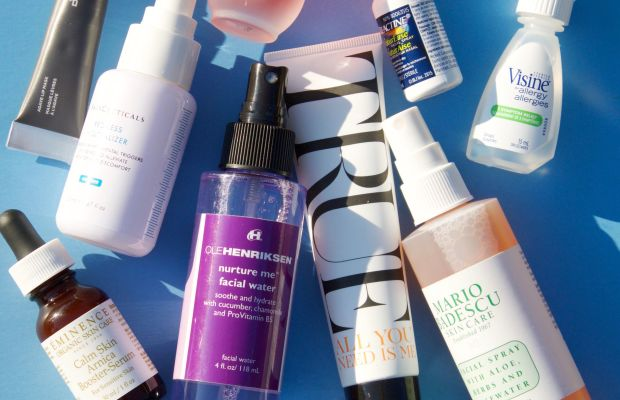 Beauty products for allergy sufferers