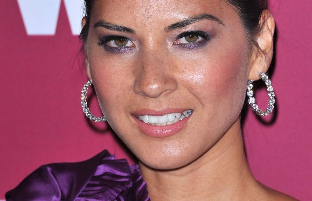 Olivia Munn, Entertainment Weekly and Women in Film pre-Emmy party, 2011