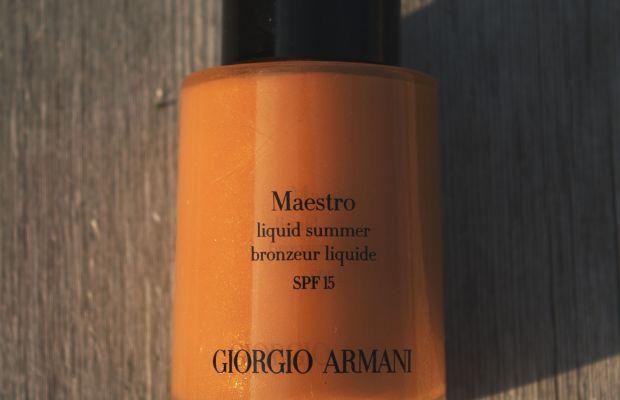 Giorgio Armani Maestro Liquid Summer