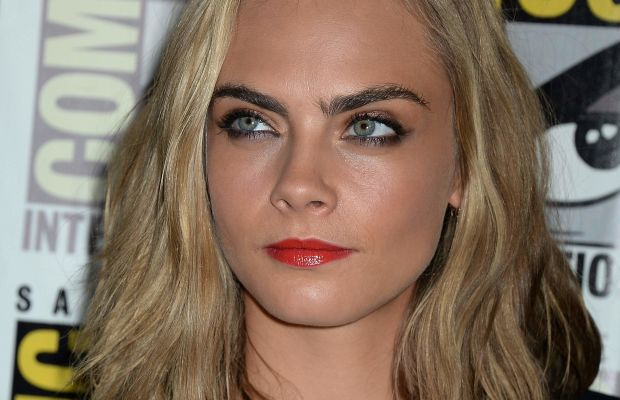 Cara Delevingne, Valerian and the City of a Thousand Planets premiere, 2016