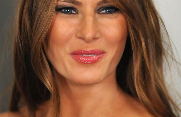 Melania Trump, The Celebrity Apprentice season finale, 2009