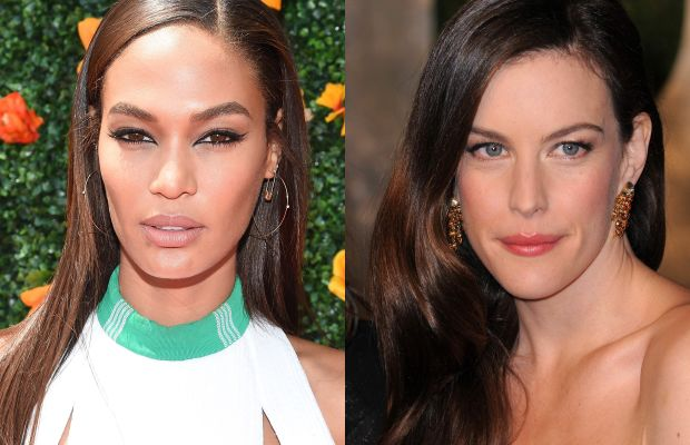 Long face shape celebrity examples