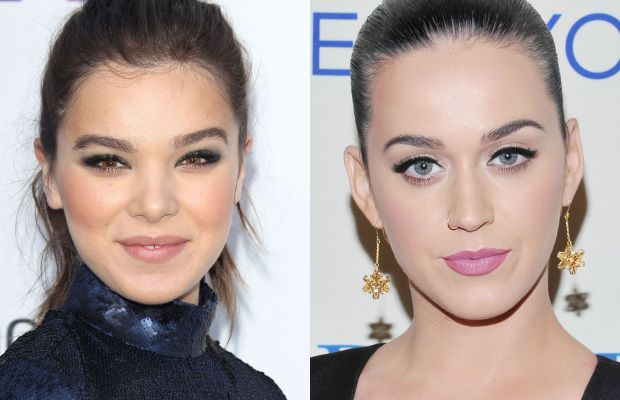 Oval face shape celebrity examples