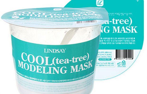 Lindsay Cool Tea-Tree Modeling Rubber Mask