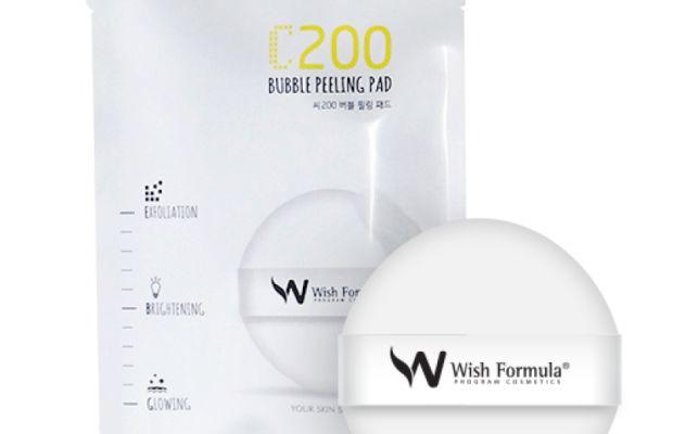 Wish Formula Squish-and-Bubble Mesh Mask