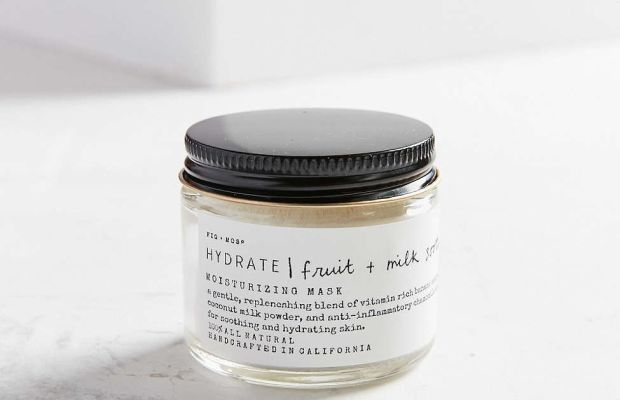 Fig + Moss Hydrate Face Mask