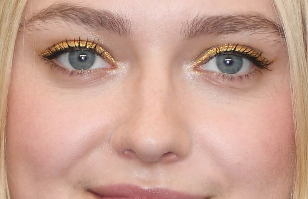 Dakota Fanning, Brimstone Venice photocall, 2016