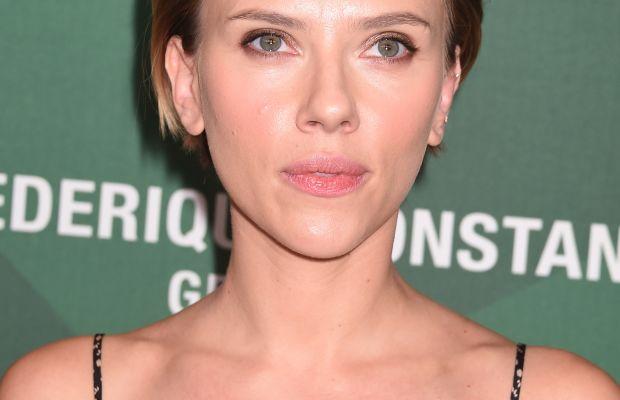 Scarlett Johansson, Variety Power of Women event, 2016