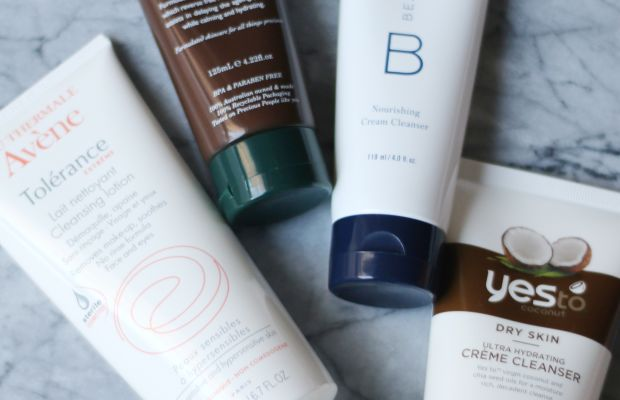 How to use cream cleanser