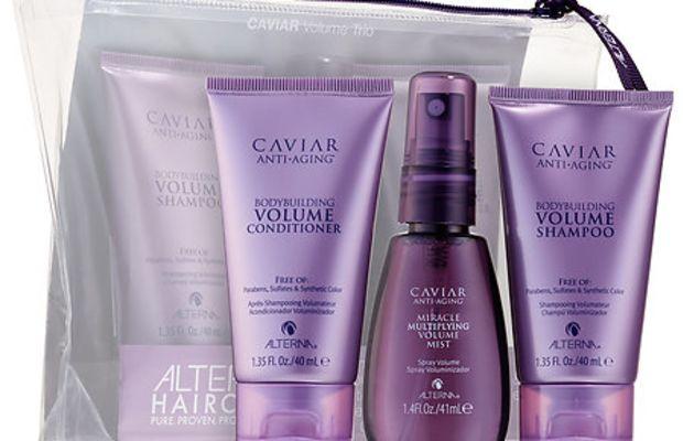 Alterna Haircare Caviar Volume Trio Kit